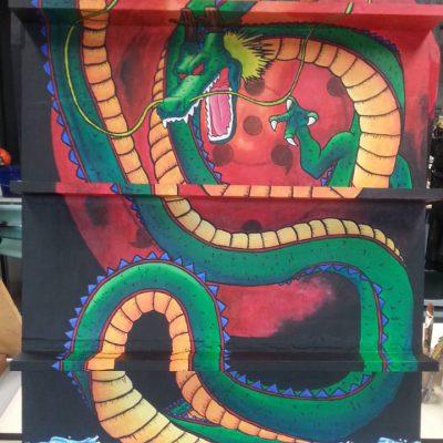 Dragonball Folderkast