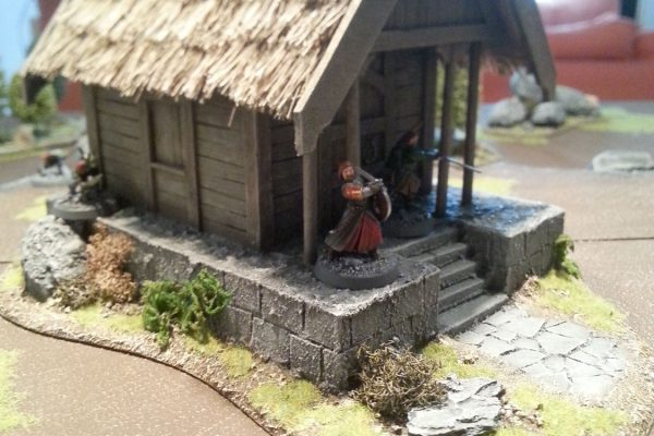 Huisje uit Edoras