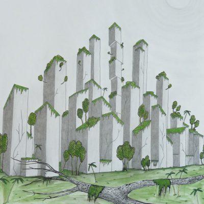 Fantasie Stad