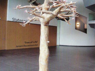 Tree of Life - Tentoonstelling
